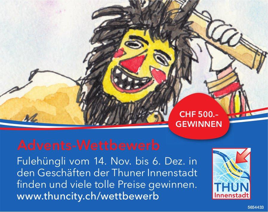 Thuncity/ Thun Innenstadt - Advents-Wettbewerb