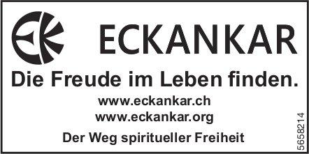 Eckankar - Die Freude im Leben finden.