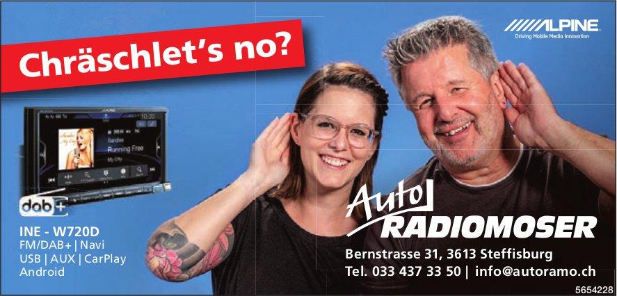 Auto RadioMoser, Steffisburg - Chräschlet 's no?
