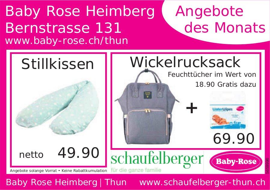 Baby Rose, Heimberg/Thun - Angebote des Monats
