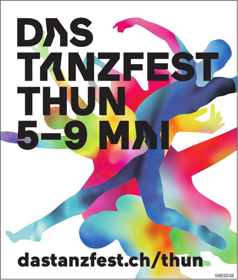 Das Tanzfest Thun, 5. - 9. Mai