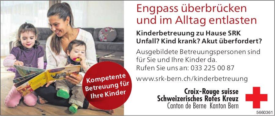 Schweizerisches Rotes Kreuz - Engpass überbrücken und im Alltag entlasten