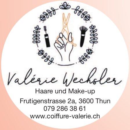 Coiffure Valerie Wechsler, Thun - Haare und Make-up