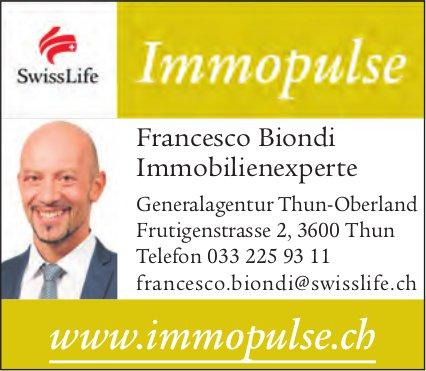 SwissLife Generalagentur, Thun-Oberland, Thun - Immopulse