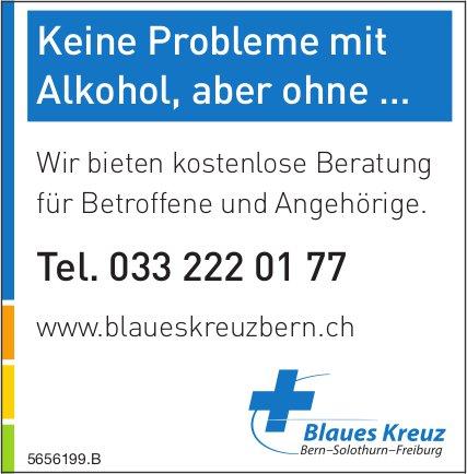 Blaues Kreuz, Bern - Keine Probleme mit Alkohol, aber ohne …