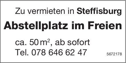 Abstellplatz im Freien, Steffisburg, zu vermieten