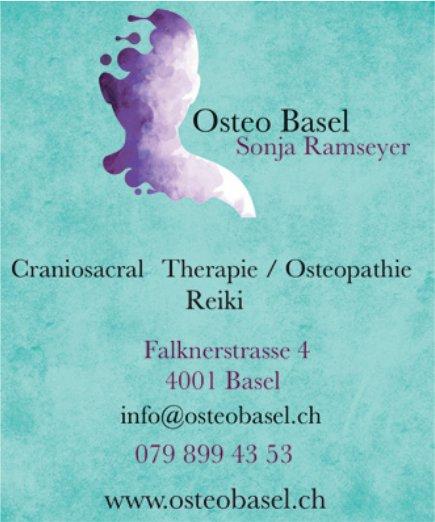 Osteo Basel Sonja Ramseyer - Craniosacral Therapie