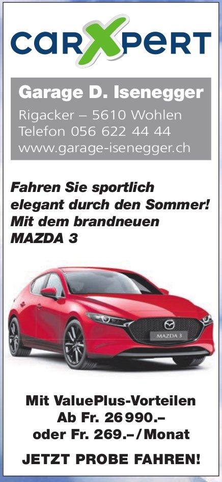 Garage Isenegger Wohlen, Wohlen - Fahren Sie sportlich elegant durch den Sommer!