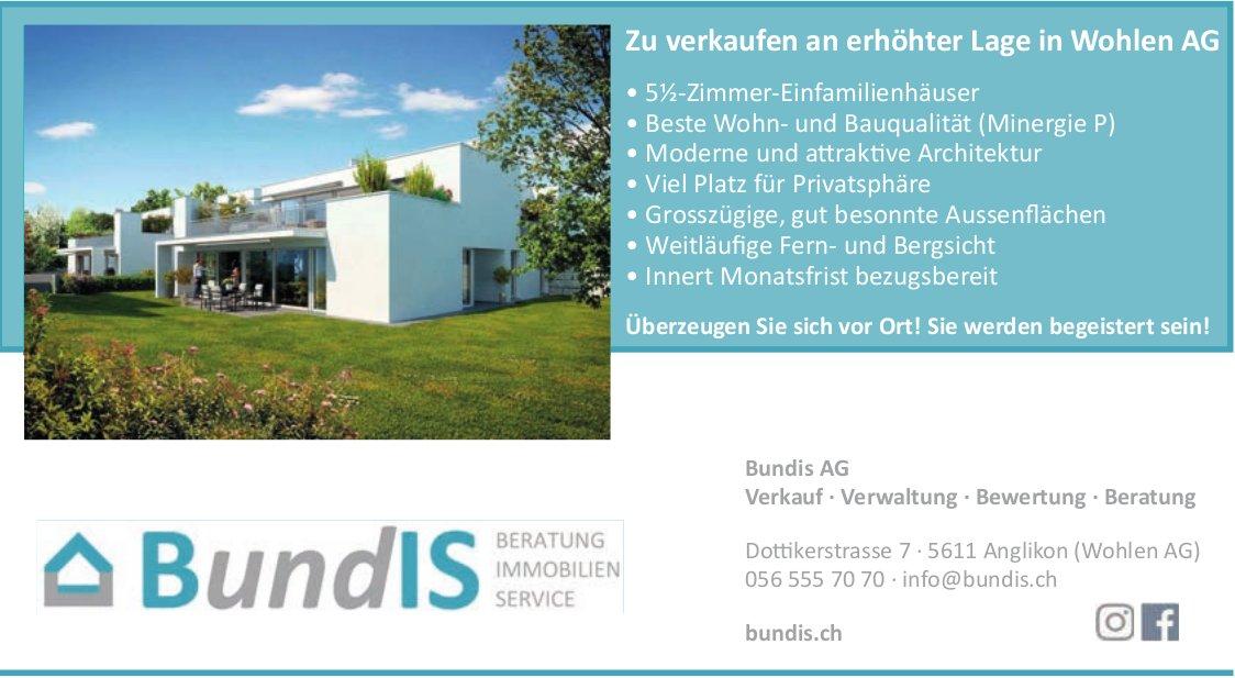 Zu verkaufen an erhöhter Lage in Wohlen AG, 5½ Zimmer-Wohnung, Anglikon,  zu verkaufen