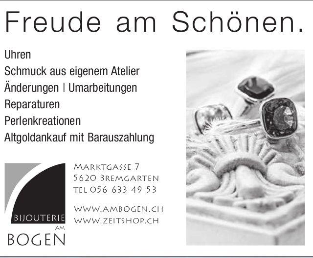 Freude am Schönen - Bijouterie am Bogen Bremgarten