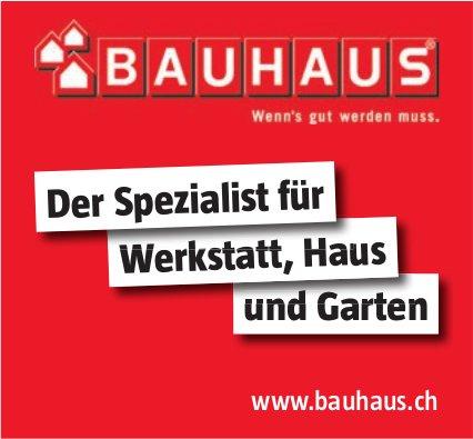 Bauhaus - Der Spezialist für Werkstatt, Haus und Garten