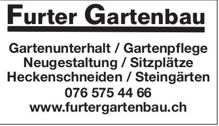 Furter Gartenbau, Gartenunterhalt / Gartenpflege