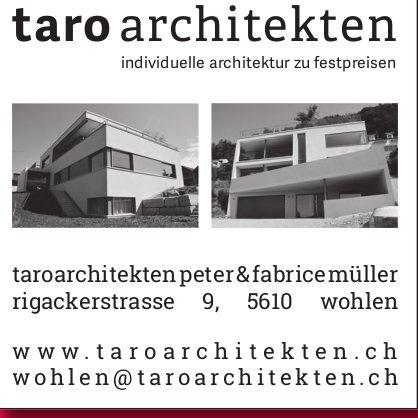Taro Architekten Wohlen