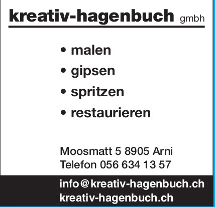 Kreativ-Hagenbuch GmbH