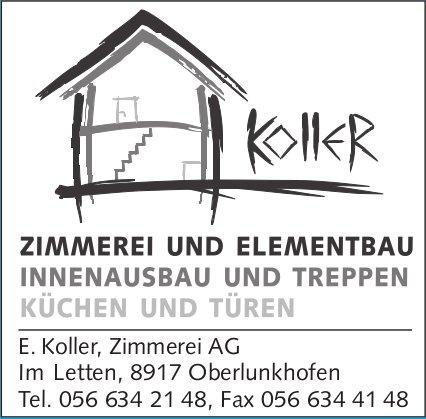 Koller Zimmerei AG