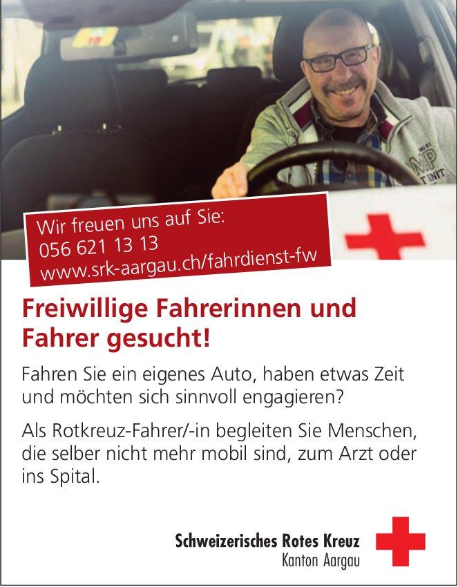 Fahren Auto, Ins - Freiwillige Fahrerinnen und Fahrer gesucht!