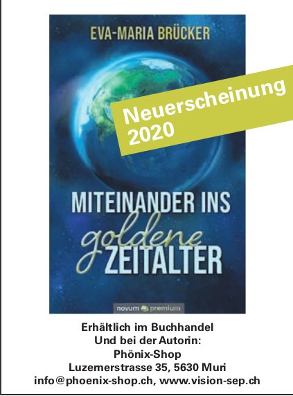 Neuerscheinung 2020 von Eva-Maria Brücker
