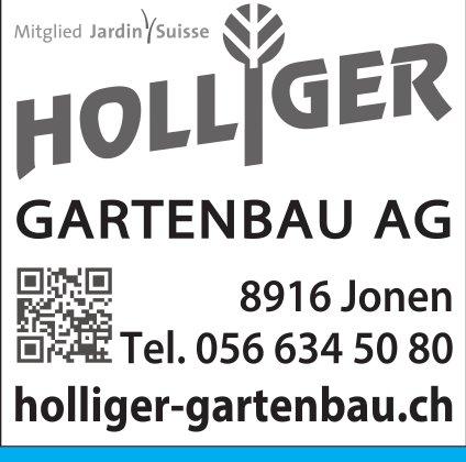 Holliger Gartenbau AG Jonen