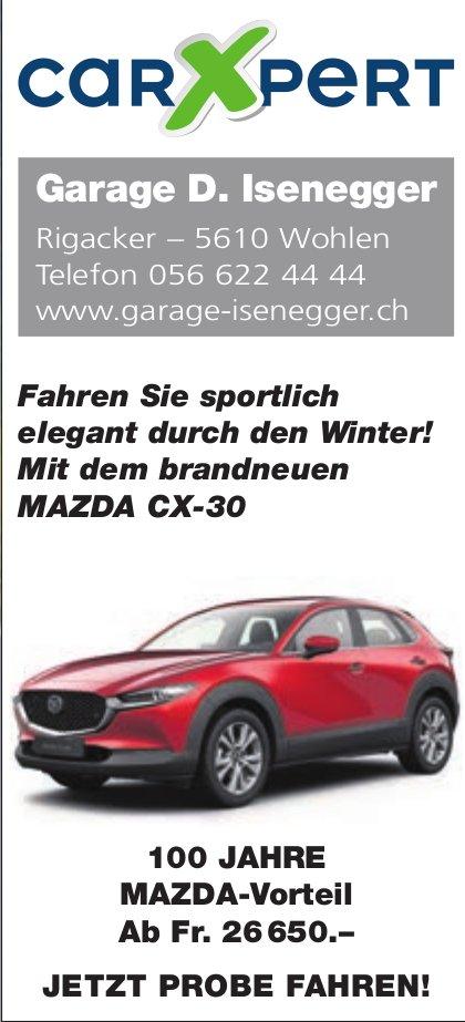 Garage Isenegger, Wohlen