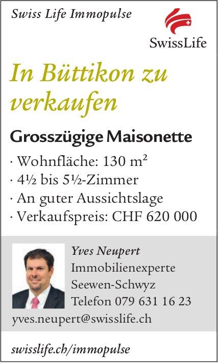 4½-Zimmer-Wohnung, Büttikon, zu verkaufen