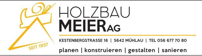 Holzbau Meier AG Mühlau