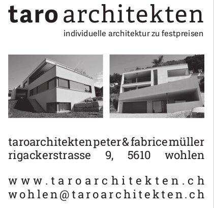 Taro Architekten in Wohlen