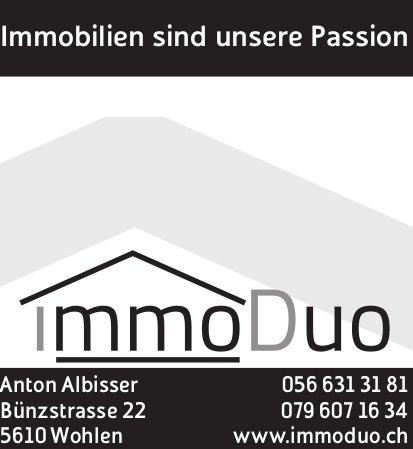 ImmoDuo Wohlen - Immobilen-Verkauf