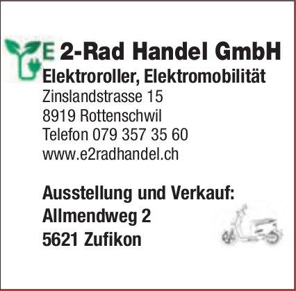 E 2-Rad Handel GmbH, Rottenschwil
