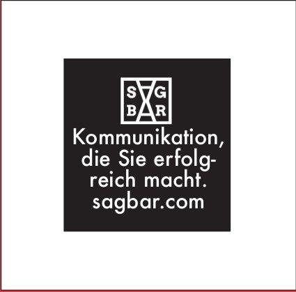 Sagbar, Kommunikation