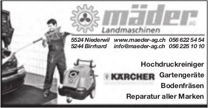 Mäder Landmaschinen