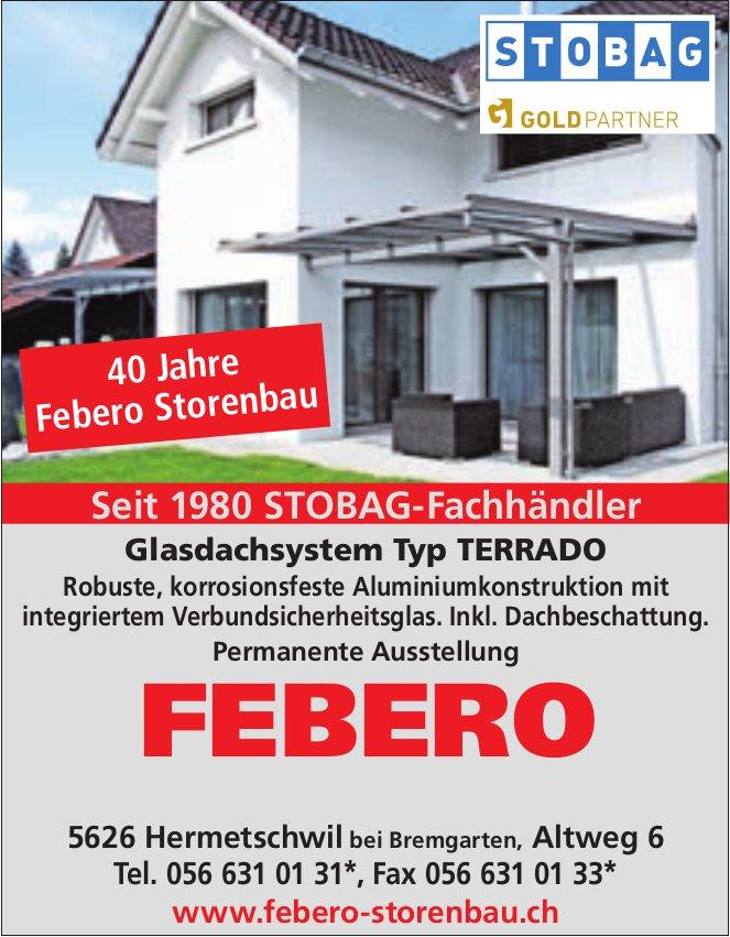 Febero Storenbau, Hermetschwil