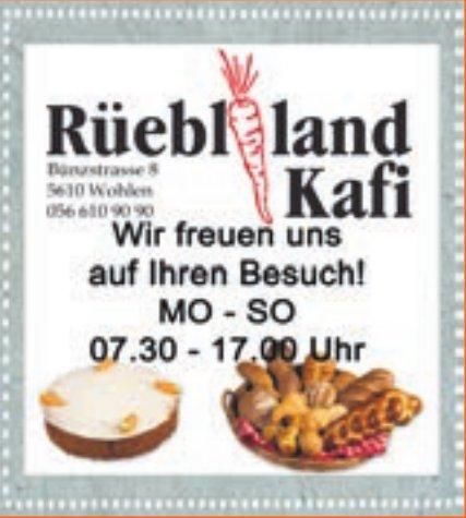 Rüebliland-Kafi, Wohlen