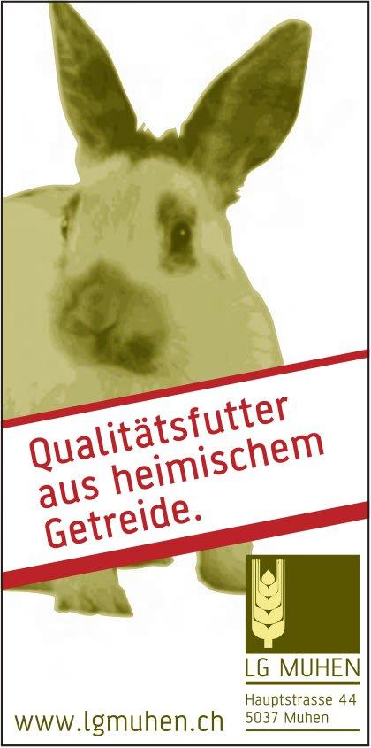 LG Muhen - Qualitätsfutter aus heimischem Getreide