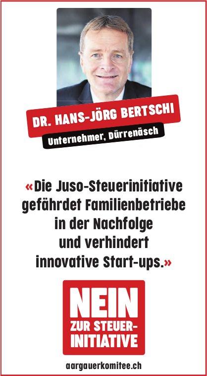 Aargauer Komitee - Nein zur Steuer-Initiative