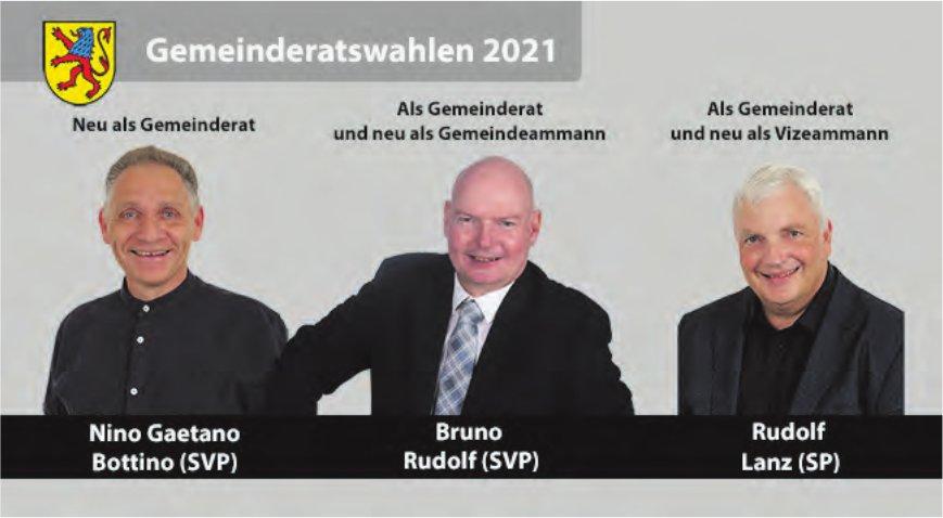 Gemeinderatswahlen 2021